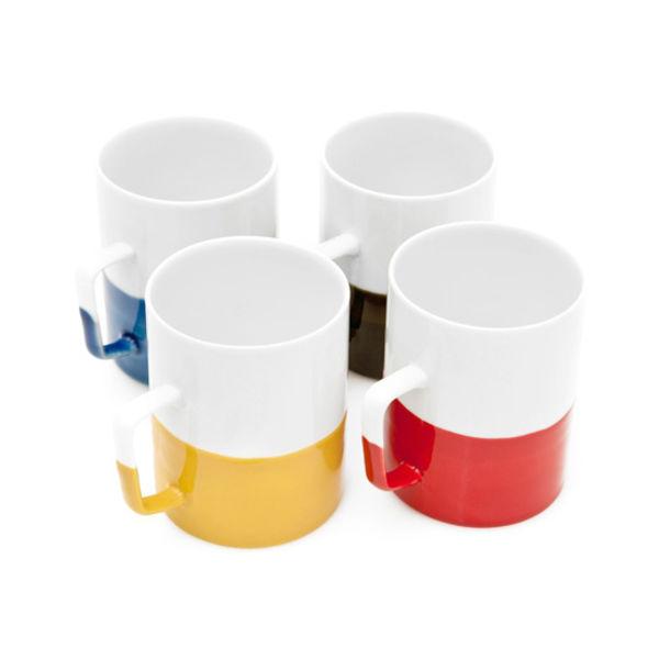 poketo color dipped mug