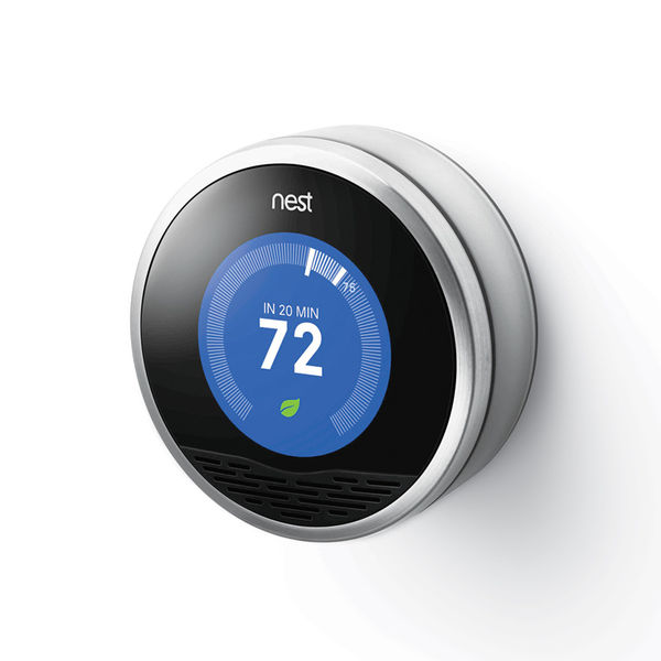 smart and energy-saving thermostat