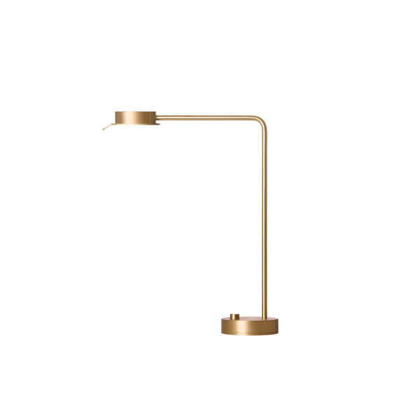 Brass table lamp by David Chipperfield for Wastberg