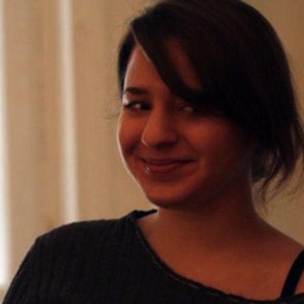 Writer Emily Nonko