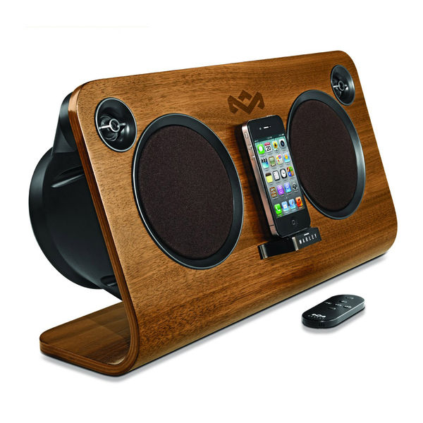 House of Marley Get Up Stand Up audio speaker system