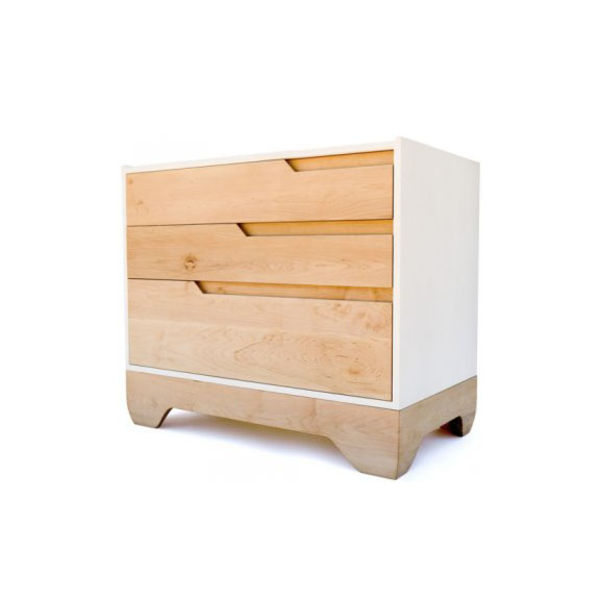 Environmentally friendly birch Echo Dresser from Kalon Studios