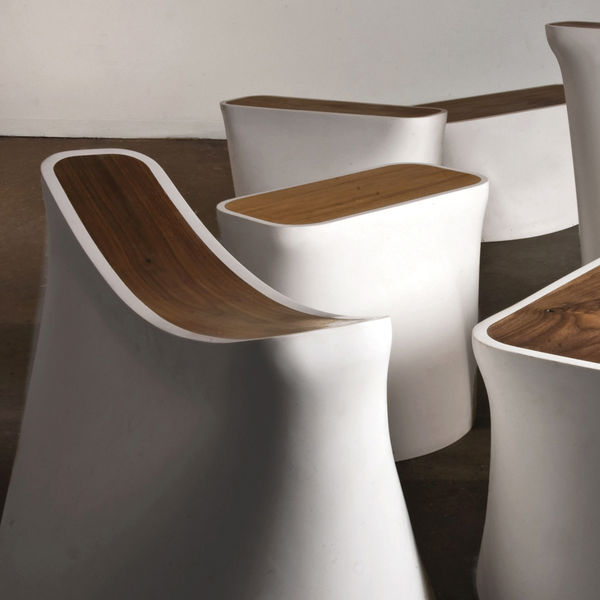 Plugged Stool by Jack Craig for Mondo Collection