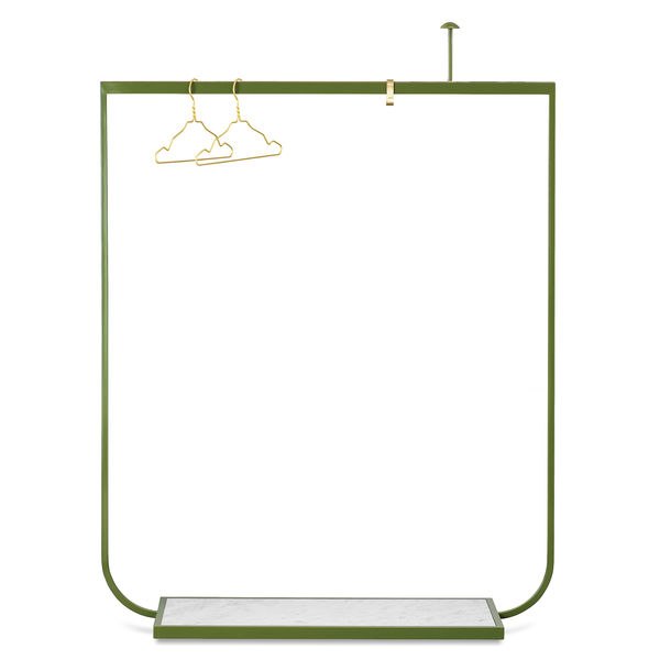 modern, swedish-designed coatrack