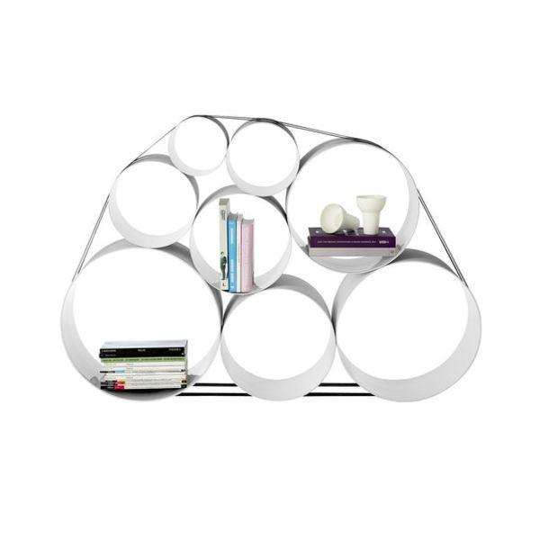 Circular Shelving System by Muuto