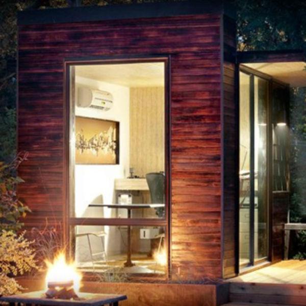Prefab House by Sett Studio
