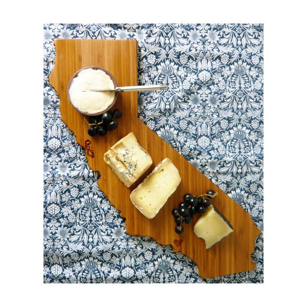 State cutting board by AHeirloom