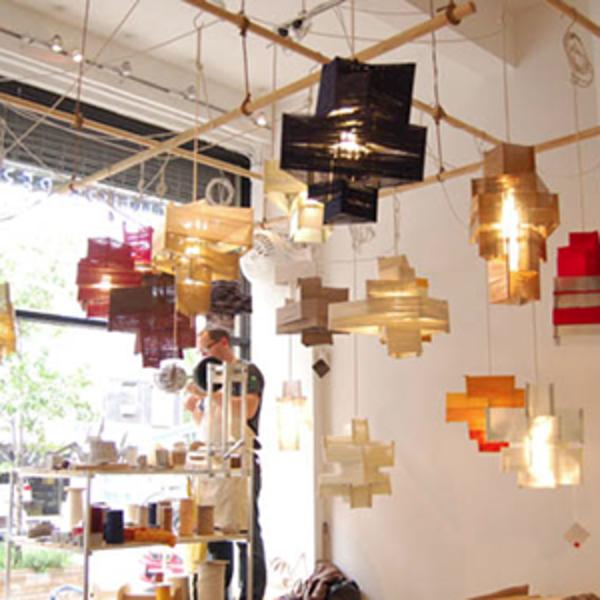 Matt Gagnon Prototype Lamps