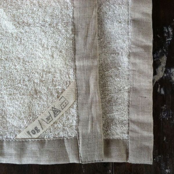 Fog Linen Massage Bath Mat