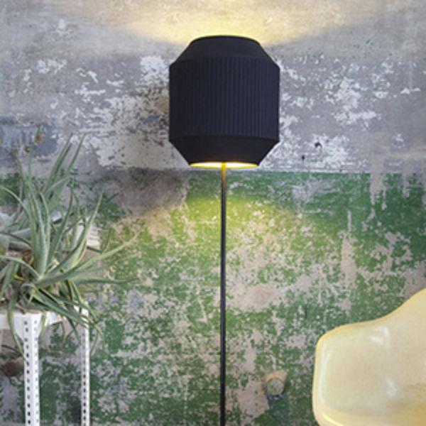Delta Floor Lamp - Rich Brilliant Willing