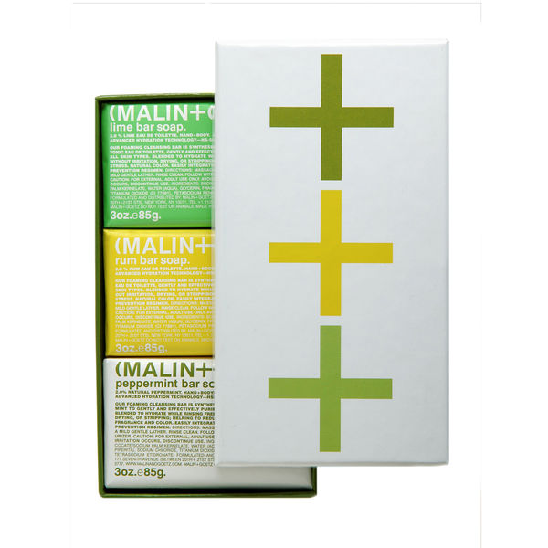 Malin + Goetz Mojito Soap Set