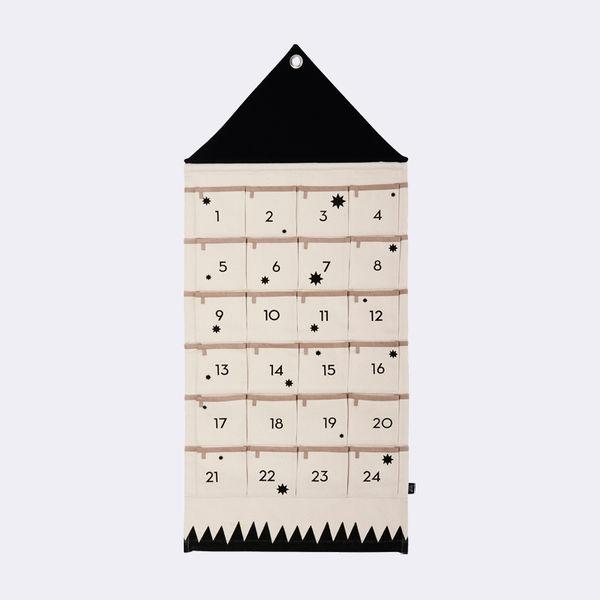 House Christmas Calendar