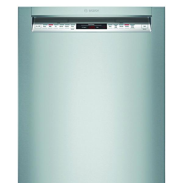 dishwasher, stainless steel, quiet