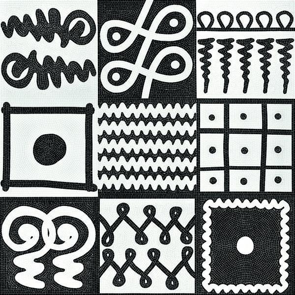 tiles, mosaic, Paola Navone