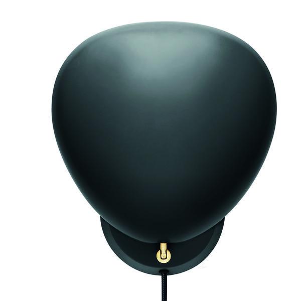 black, matte, lamp