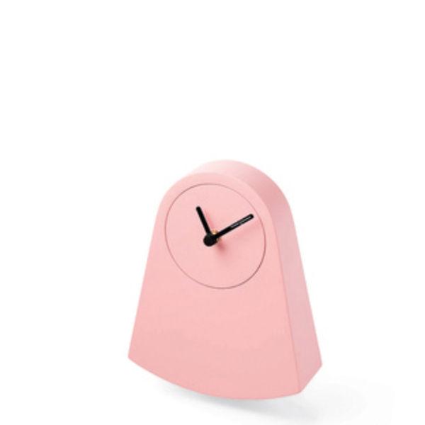 clock, pink, rocking