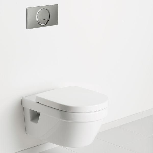 omnia wall hung toilet