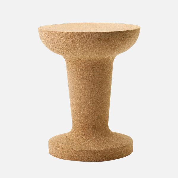 modern furniture design earth tones esaila pushpin stool cork