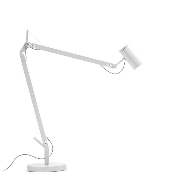 modern furniture design workplace office marset polo desk light
