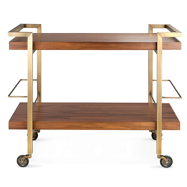modern made in america products USA northeast desiron dricoll bar cart