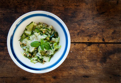 Summer uash Salad