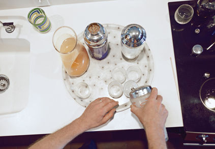 Borrego cocktails