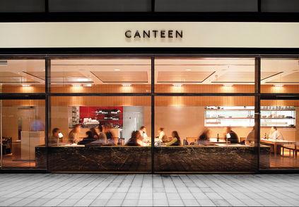 canteen restaurant  meal