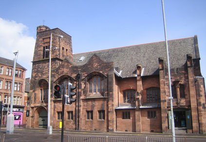 glasgow queens cross church