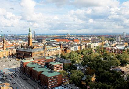 copenhagen denmark city hall  0