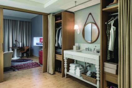 virgin hotel guest room