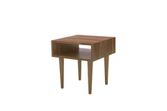 eastvold classic side table walnut silo