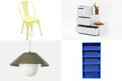 perforated furniture