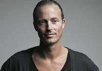 young male Dutch designer Aldo Bakker