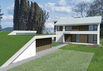 passive acceptance house exterior
