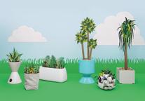 smokin pots th4 ridge sahara griffinxl nature  planters