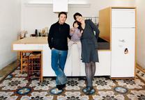 casa ali bei kitchen portrait