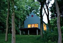 ewing residence exterior