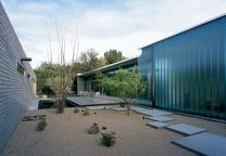 mariposa residence courtyard