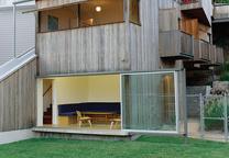 ferguson residence exterior rear