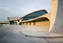 twa terminal jfk airport new york exterior