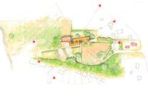 charlottesville waldorf school passive solar rendering