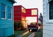 sarti house driveway