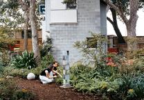 schatz eamon house exterior portrait