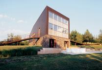 triem franck house exterior