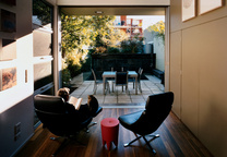 henning wansbrough house living room