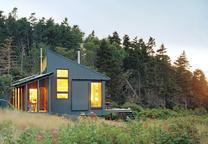 porter cottage exterior side  1