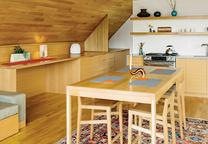 woodwork portland renovation dining room