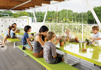 Casis Elementary School Teaching Garden