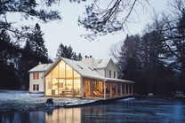 renovating an old farmhouse in New York