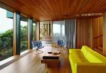 fairhaven beach house blackbutt eucalyptus living room